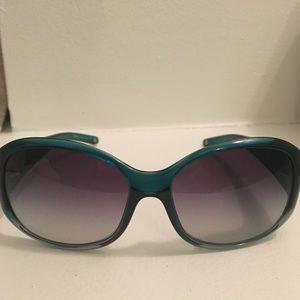 Versace Accessories - Versace Turquoise Sunglasses